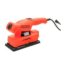 LIXADEIRA ORBITAL BLACKDECKER 135W 220V CD450